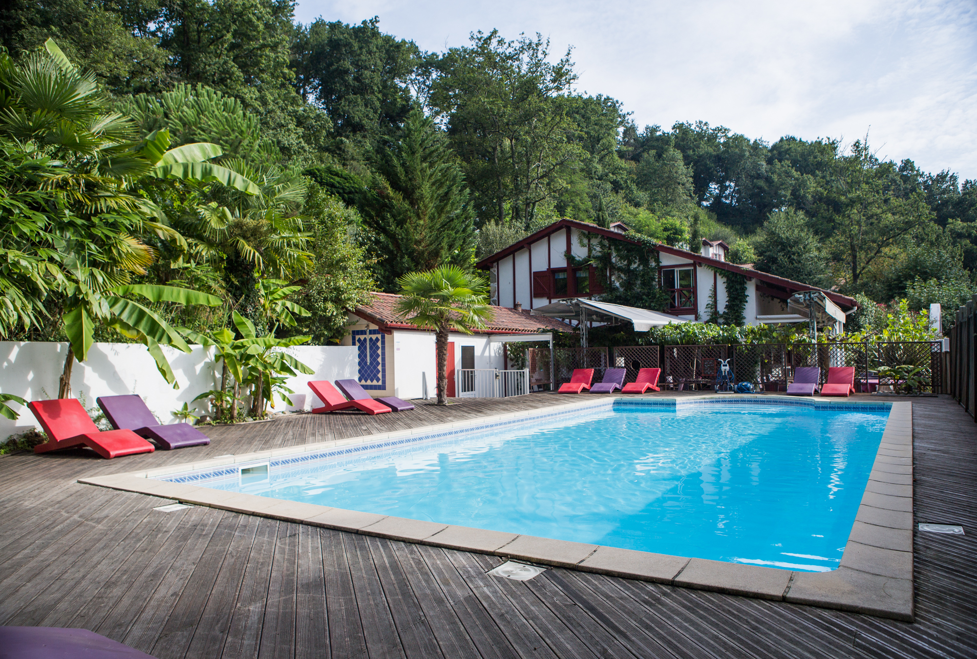 residence vacance pays basque